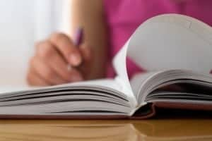 Journaling Benefits and Writing Ideas