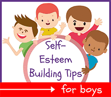 You can build and improve your son's self-esteem with these 13 powerful yet simple self-esteem building tips.