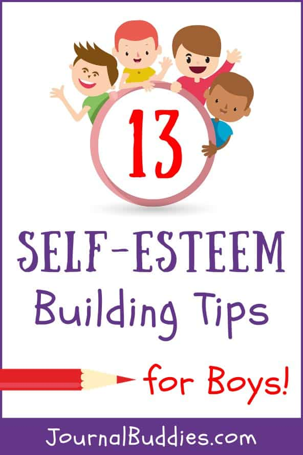 Tips to Improve and Build Self-Esteem in Boys