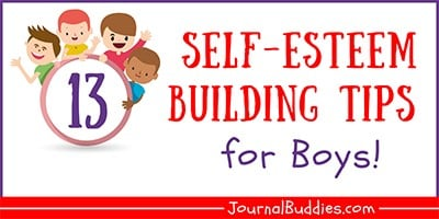 Self-Esteem Building Tips for Boys