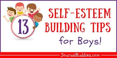 Self-Esteem Building Tips for Boys