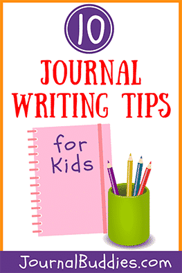 Check out these tips you can use to hook your kid's attention and interest in the healthy habit of regular journal writing!