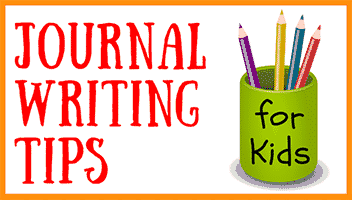 Journal Writing Tips for Kids