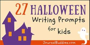 Halloween Themed Writing Topics for Kids
