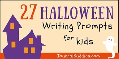 Halloween Themed Writing Topics for Kids