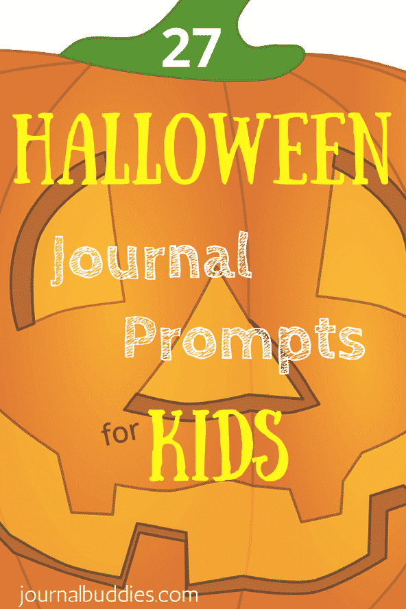 Halloween Writing Prompts for Kids