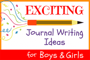Exciting Journal Writing Topics for Girls & Boys