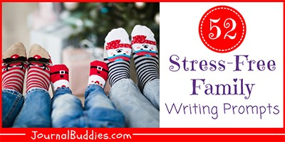 Holiday Stress Reducing Journal Prompts