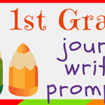 1st Grade Journal Prompts