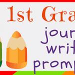 1st Grade Journal Prompts