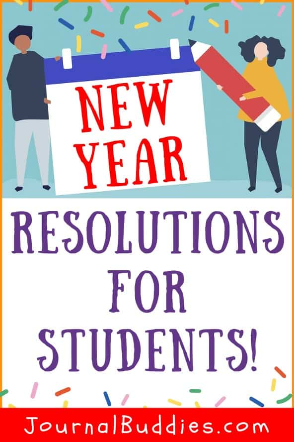 New Year Resolution Writing Topics for Kids