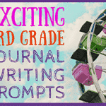 3rd Grade Journal Writing Prompts