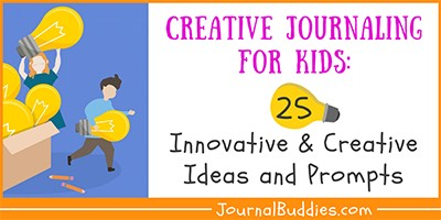 Creative Journaling Ideas for Kids
