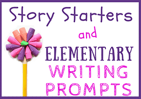 49 Elementary Story Starters and Writing Prompts.