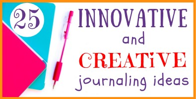 Innovative Journal Writing Ideas
