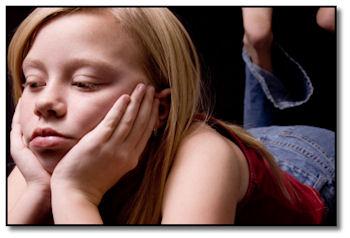 pre-teen stress