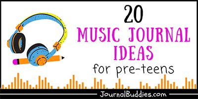 Ideas for Music Journaling