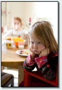 Children in School with Bad Behavior