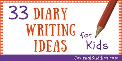 Diary Writing Ideas for Students