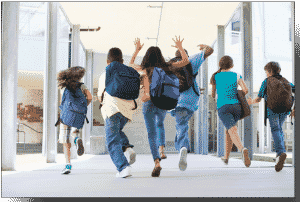 Students Returning to School | First Day of School