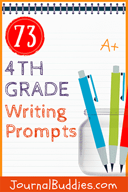 This list of journal starters is sure to help your fourth-grader develop an entirely new outlook on writing and the opportunities that journaling can bring.
