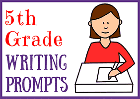 5th Grade Writing Ideas