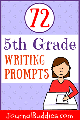 No matter what their individual interests may be, these fun writing prompts are sure to be a positive addition to the day and inspire creativity!