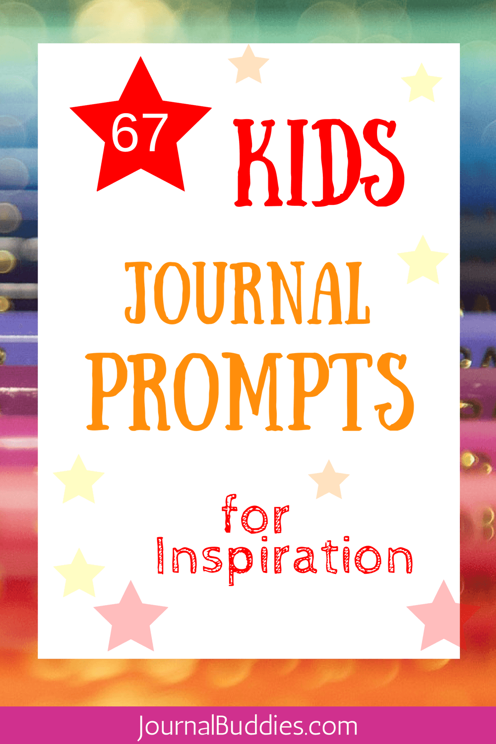Journal Prompts for Inspiration