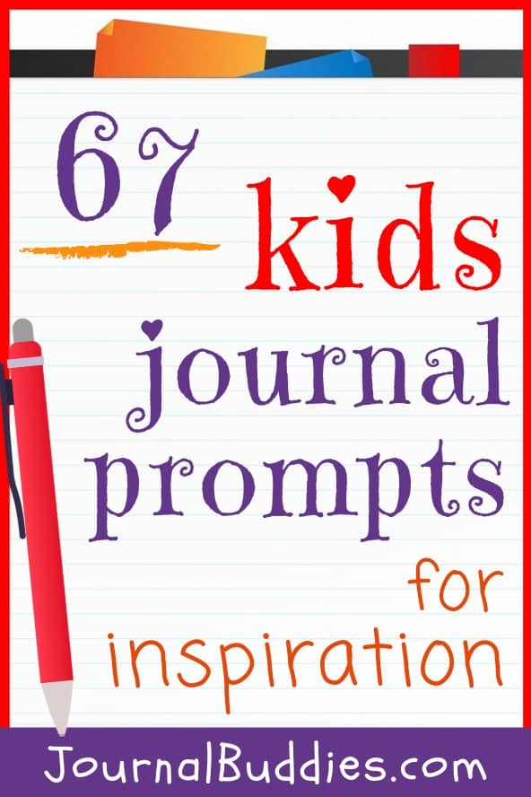 Explore our list of inspiring writing ideas and prompts. These starters are ideal for kids but may also be used by adults.