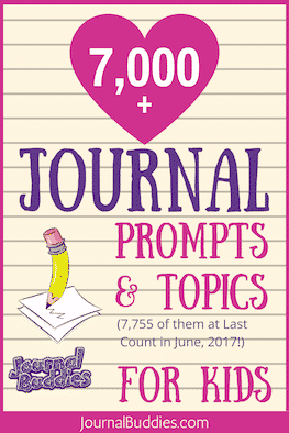 Discover Thousands of Free Journal Prompts and Writing Topics for Students