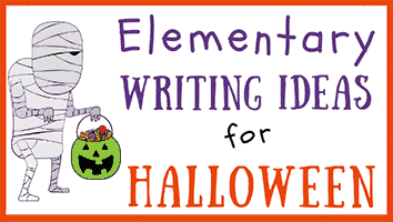 78 Elementary Writing Ideas for Halloween