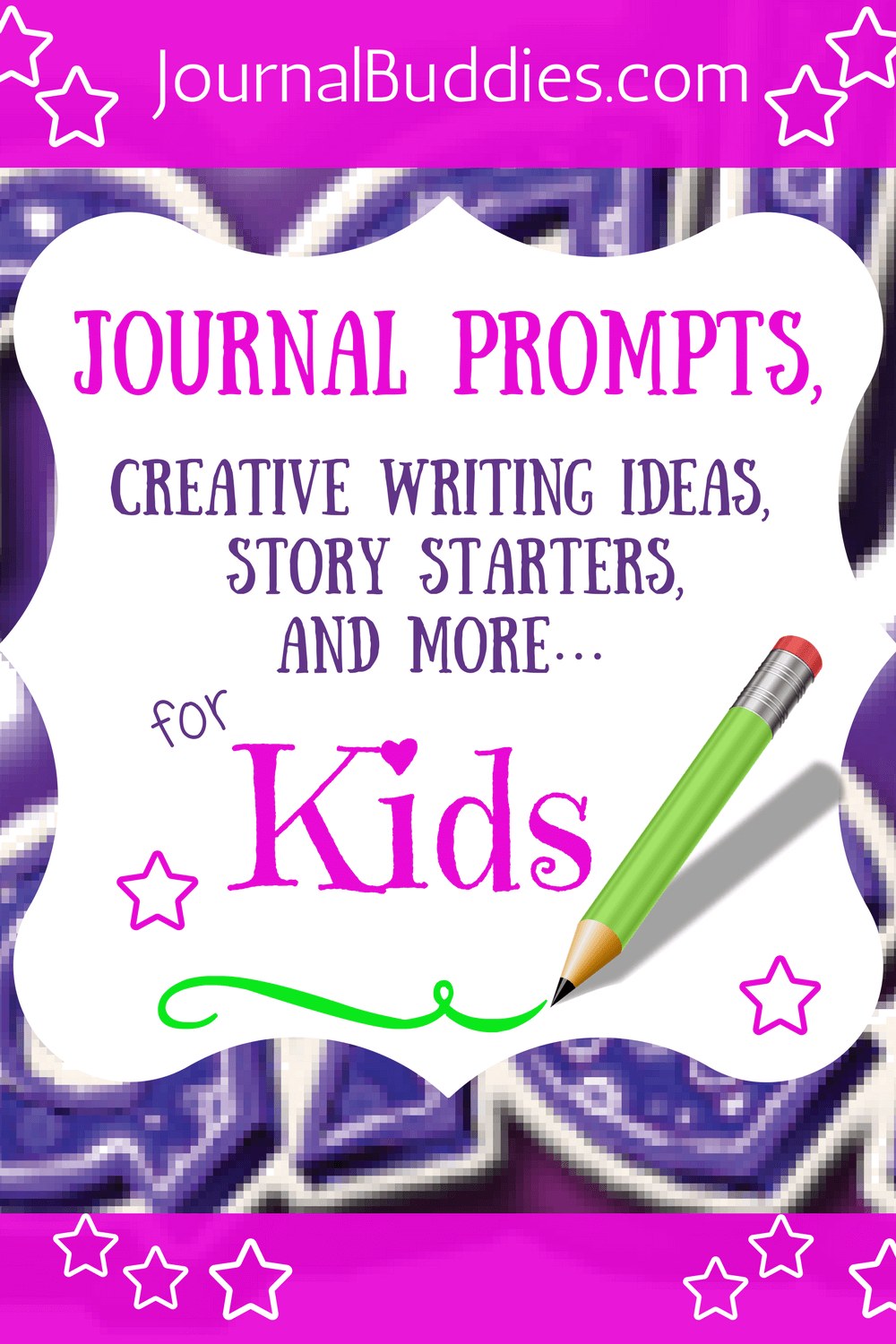 Creative Writing Ideas, Story Starters and more... for children