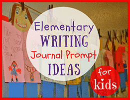 Journal Prompt Ideas for Kids