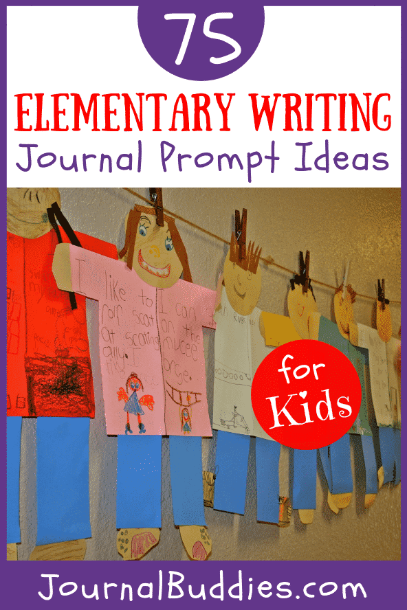 Journal writing is a powerful tool that helps elementary children to begin practicing their skills early on and one that will serve them beyond their elementary writing years and well into their adult lives.