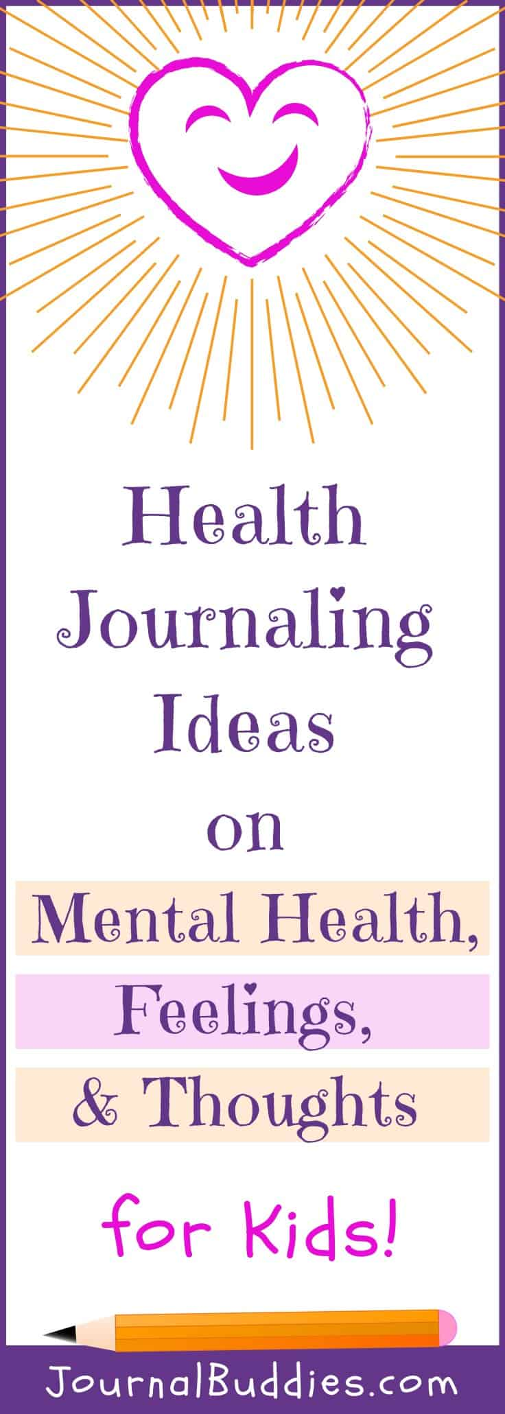 Health Journal Ideas for Kids