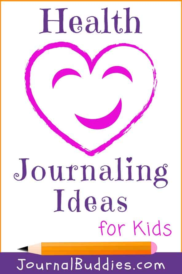 Keeping a Kids Health Journal