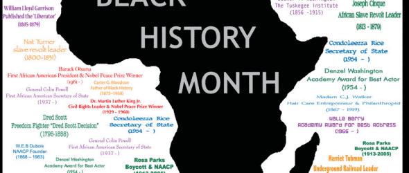 Journal Topics -- Black History Month