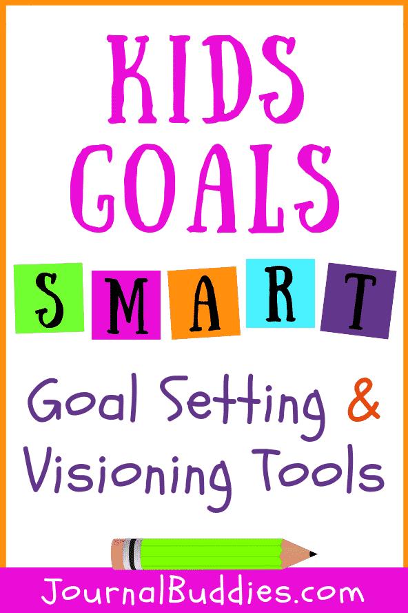 Goal Setting Strategies for Kids