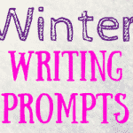 Winter Writing Prompts for Elementary Students