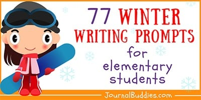 Elementary Winter Writing Ideas