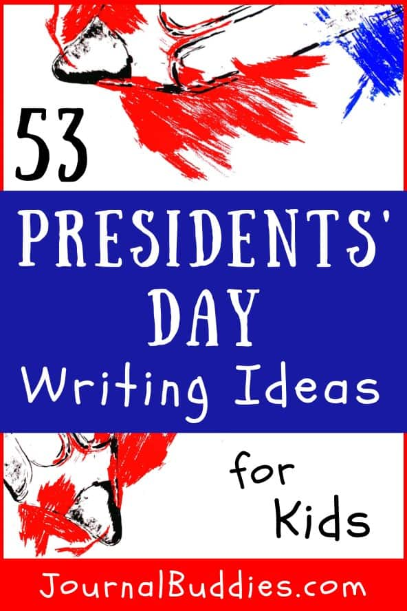 Writing Ideas for Presidents' Day
