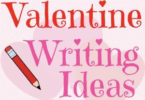 77 Valentine'sWriting Ideas