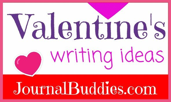 Valentine's Day is a great time for students to think about the way that their actions have an effect on other people – these journal prompts will help them to establish their feelings and emotions regarding love!