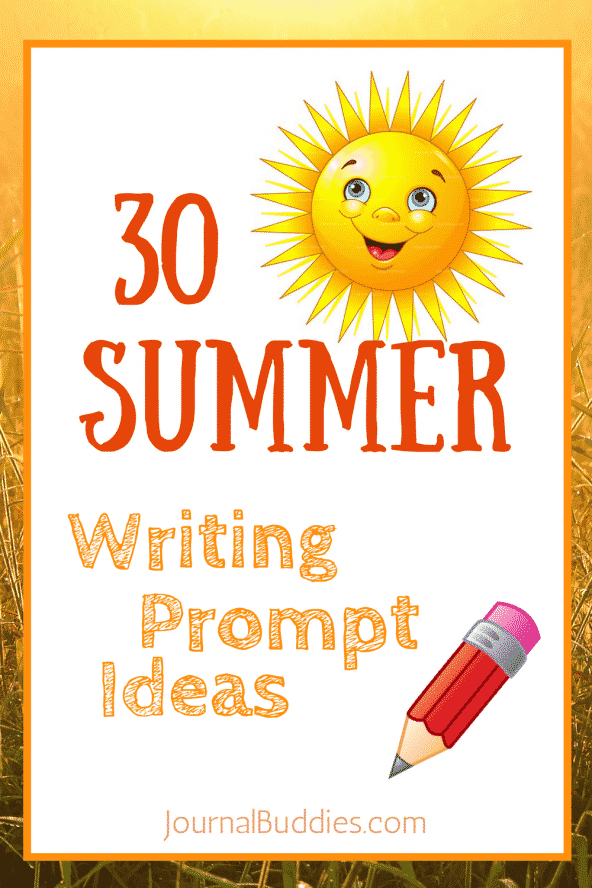 30 New Summer Writing Prompt Ideas for Kids