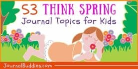 Spring Writing Prompts & Art Ideas for Teachers