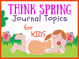 Spring Journal Writing Ideas
