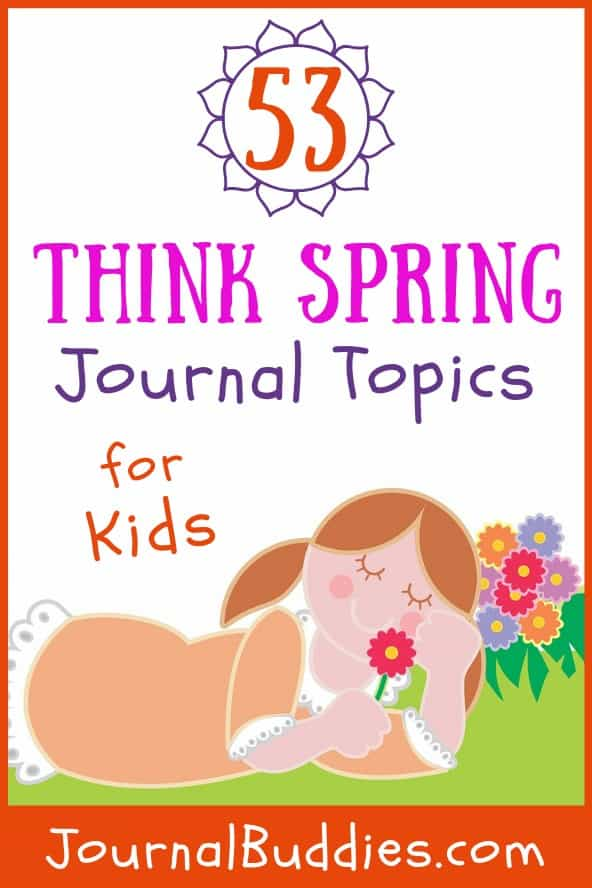 With these journal prompts about spring, students will enjoy writing about their favorite spring activities, the best way to spend a spring day, and all of the things that remind them of the season.