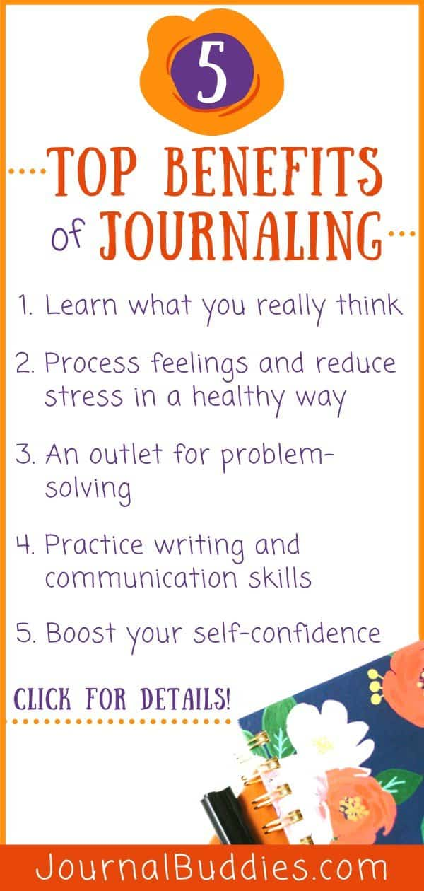 Journal Benefits