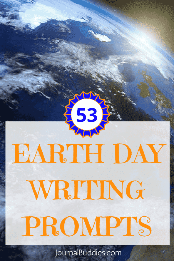 Earth Day Writing Ideas for Kids