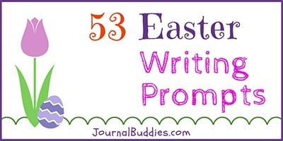 Easter Themed Writing Topics